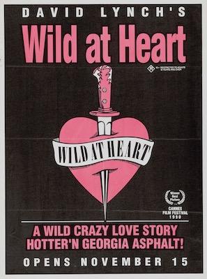 Wild At Heart Original Vintage Movie Poster