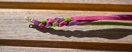 Tuto Bracelet Cordon