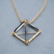Kit Bijoux Geometric Beauties - Sautoir
