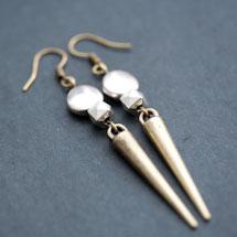 Kit Bijoux Geometric Beauties - Boucles d'oreilles