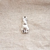 Pendentif lapin relief Argent vieilli