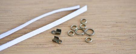 Comment créer des bracelets avec des embouts pour cordons