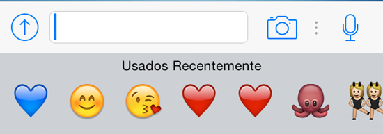 print dos meus emojis mais usados