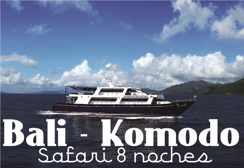 Viaje buceo Bali Komodo