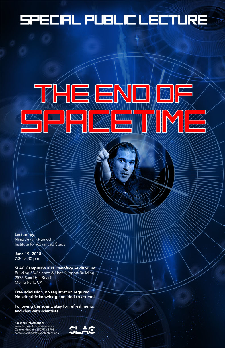 end of spacetime