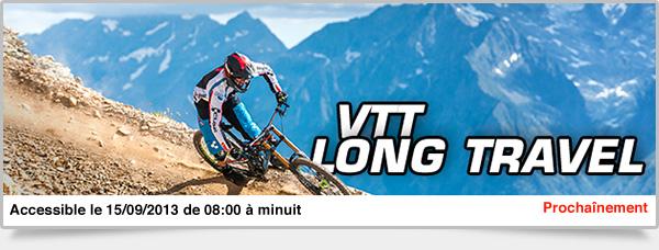 Prochainement: VTT Long Travel