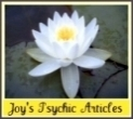 Psychic Articles Page