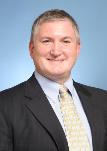 University Librarian Steve Mandeville-Gamble