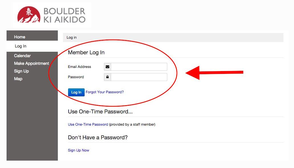 zen planner BKA member access portal