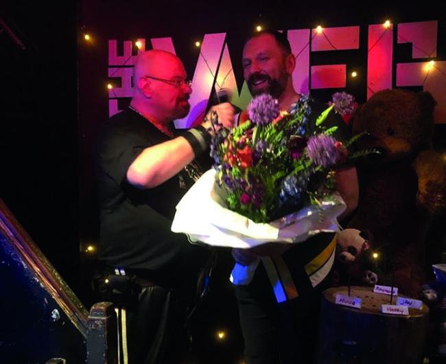 Celebrating Mr Bear Netherlands 2018