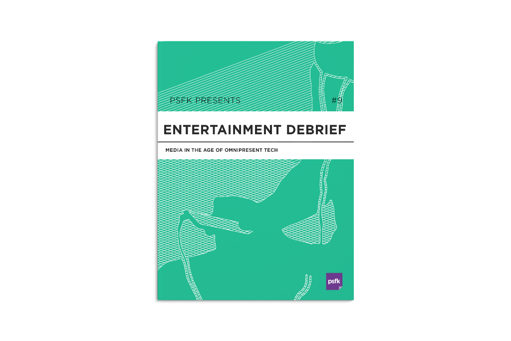 Entertainment Debrief