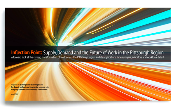 Inflection Point: Supply, Demand and the Future of Work in the Pittsburgh Region