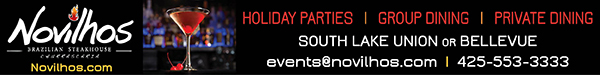 Novilhos Private Dining-Holiday Parties-Group Dining- South Lake Union or Bellevue - events@novilhos.com | 425.553.3333