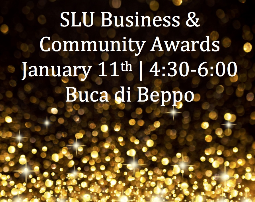 SLU Business & Community Awards