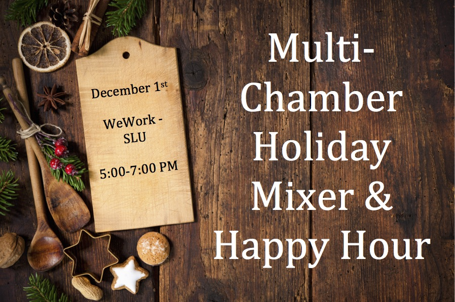 Multi-Chamber Holiday Mixer