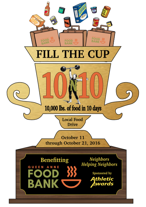 Fill the Cup Food Drive