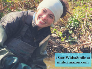 Start with a Smile at Amazon Smile