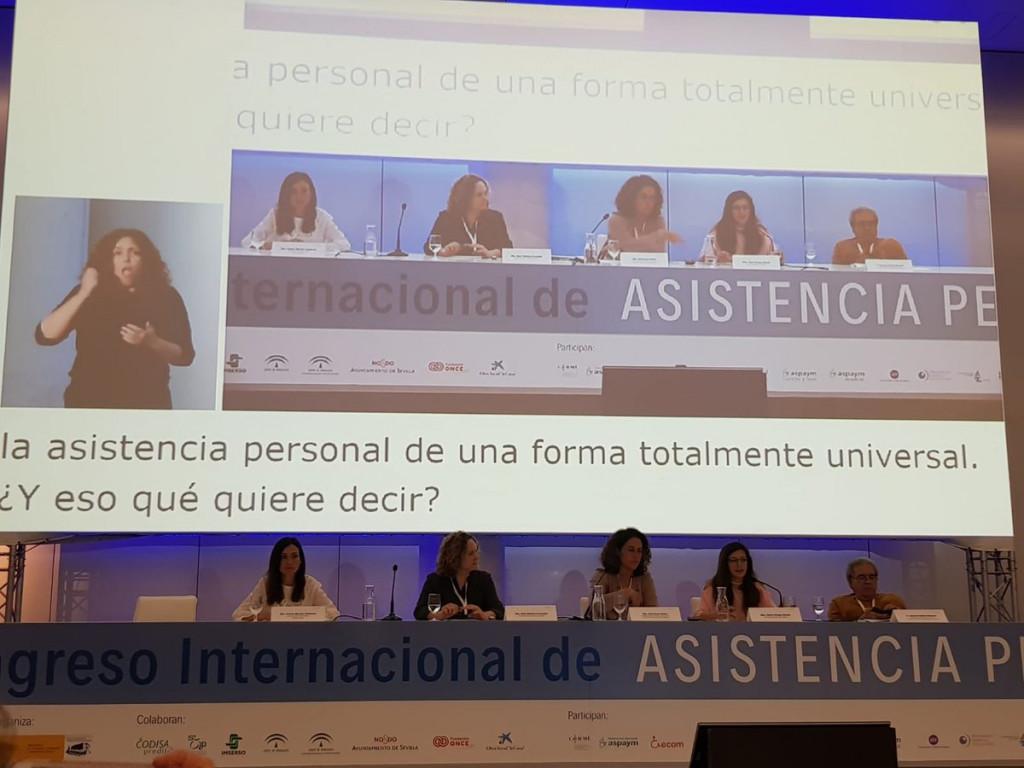 II Congreso Internacional de Asistencia Personal