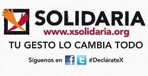 X Solidaria IRPF