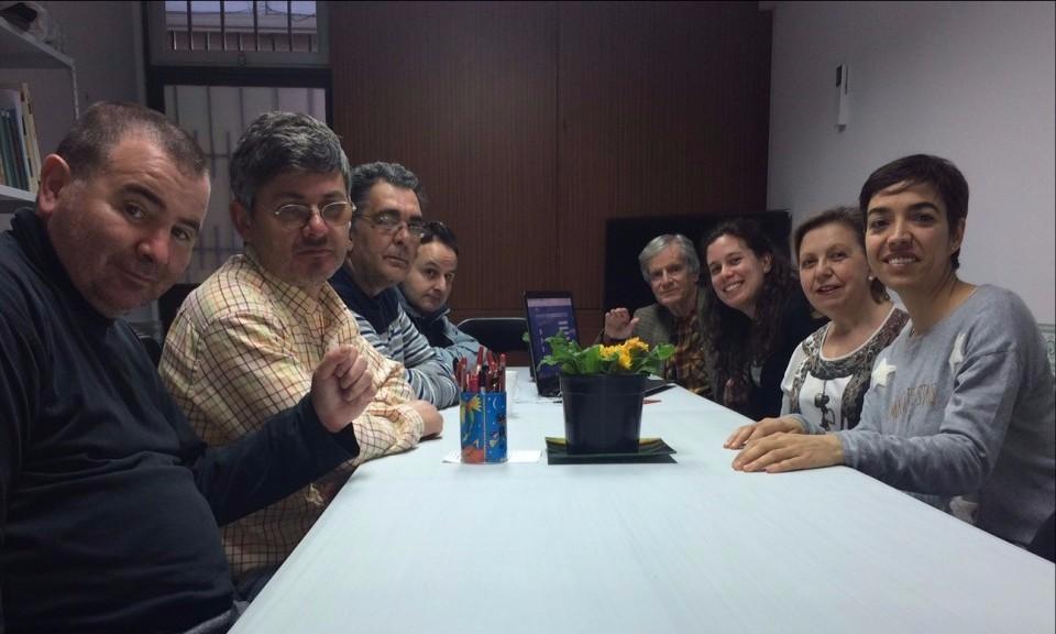 Grupo Empoderamiento AFEM Getafe