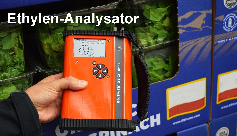 Ethylen-Analysator