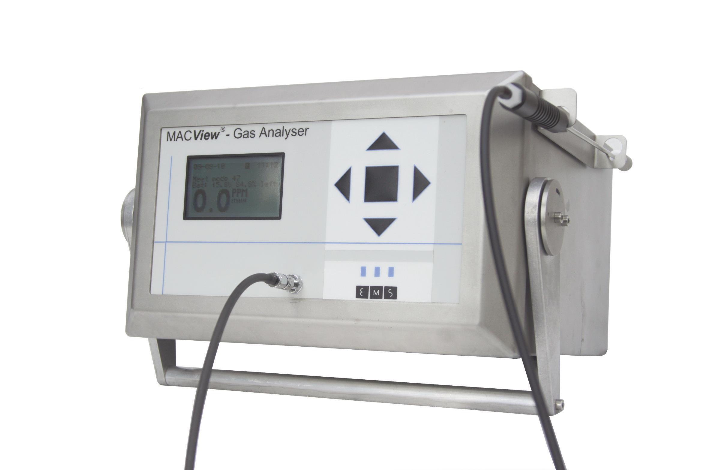 Ethylene Analyser