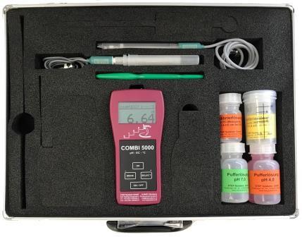 COMBI 5000 pH+EC