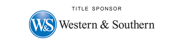 Title Sponsor:  Western & Southern