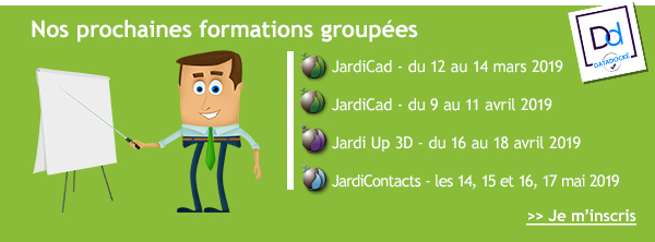 Nos prochaines formations groupées