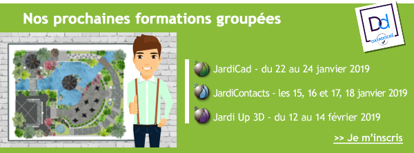 Nos prochaines formations