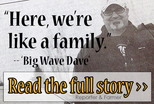 Big Wave Dave's story