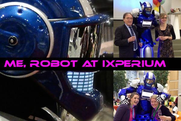 ME, Robot ook op uw event?