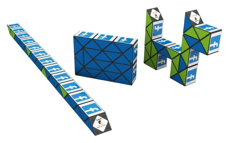 Rubik's Twist Publicitaire