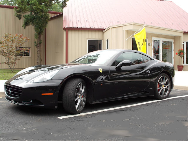 Ferrari Maserati Lamborghini service and restoration - Exoticars USA Milford NJ