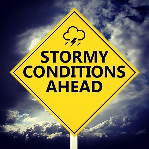 Stormy Conditions Ahead