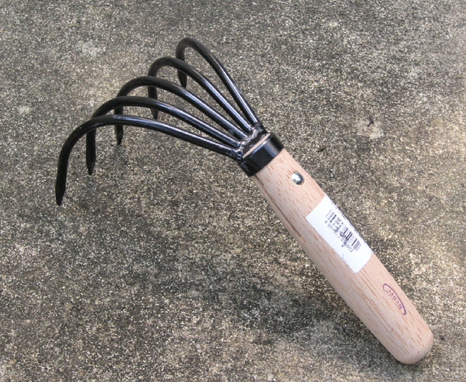 Ninja Claw Rake Cultivator