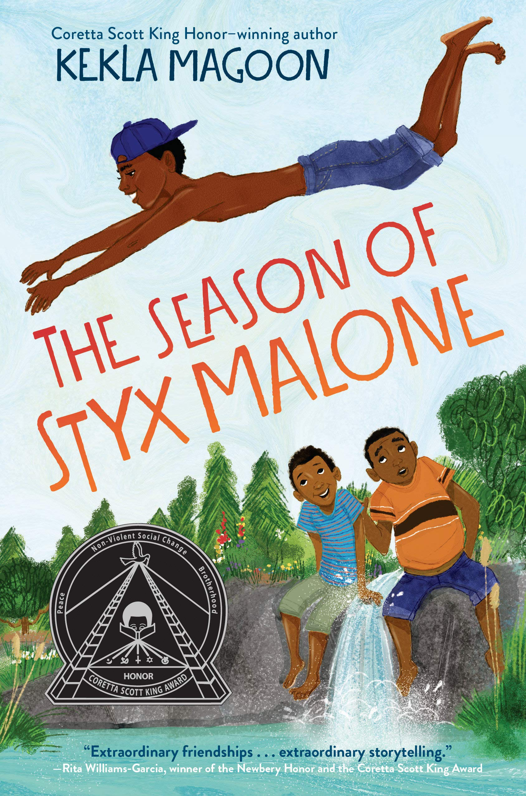 The Season of Styx Malone: Q&A with Kekla Magoon