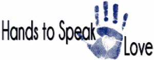 Hands to Speak Love logo