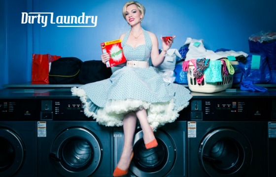 Dirty Laundry Pop-Up