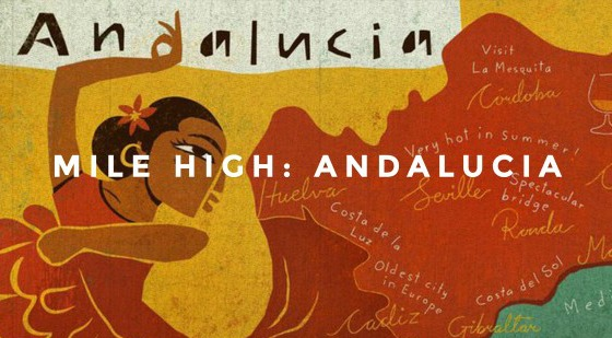 Dine Mile High: Andalucia