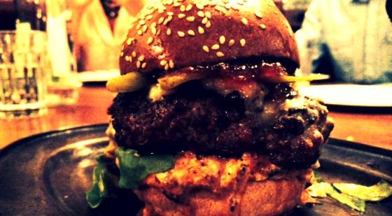 The Five Star Burger London