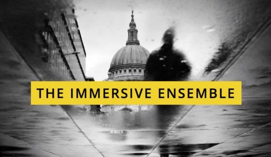 The Drop Off | Immersive Ensemble