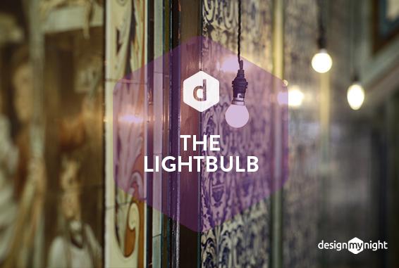 Lightbulb - Your moment of sudden inspiration