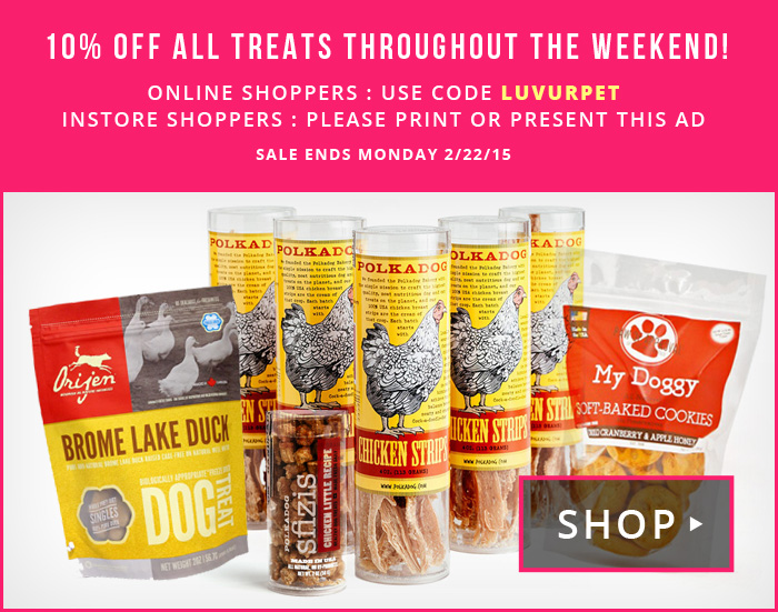 shop for treats
