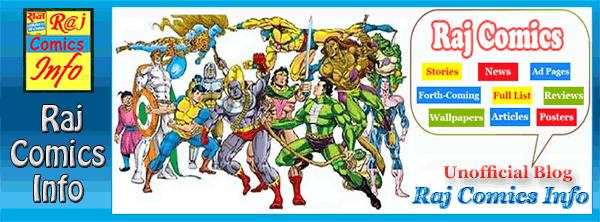 Raj Comics Info
