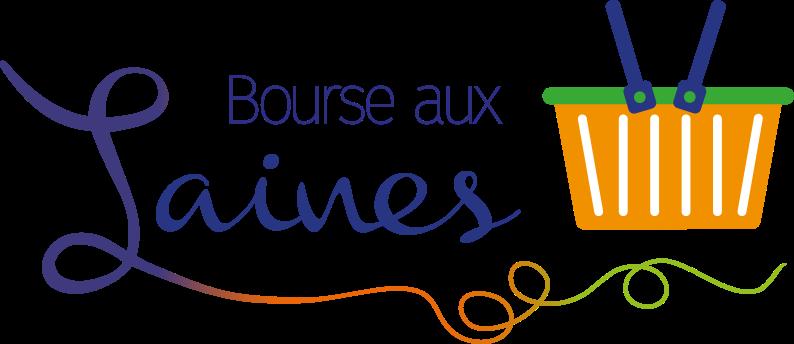 L'Univers de DEFI-laine logo de la Bourse aux laines