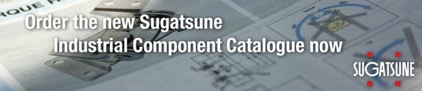 Download the new Sugatsune Industrial Component Catalogue Now