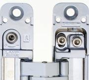 HES3D-120 adjustment bolts