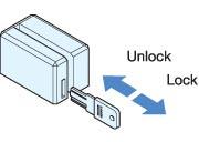 XL-GC Locking System diagram