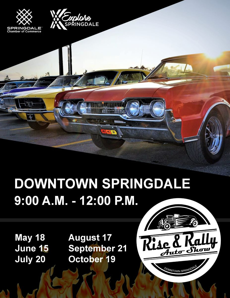 Rise & Rally poster
